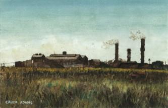 Pu'unene Sugar Mill